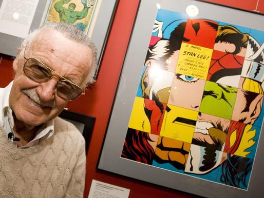 9 Panel #2: 'Stan Lee'