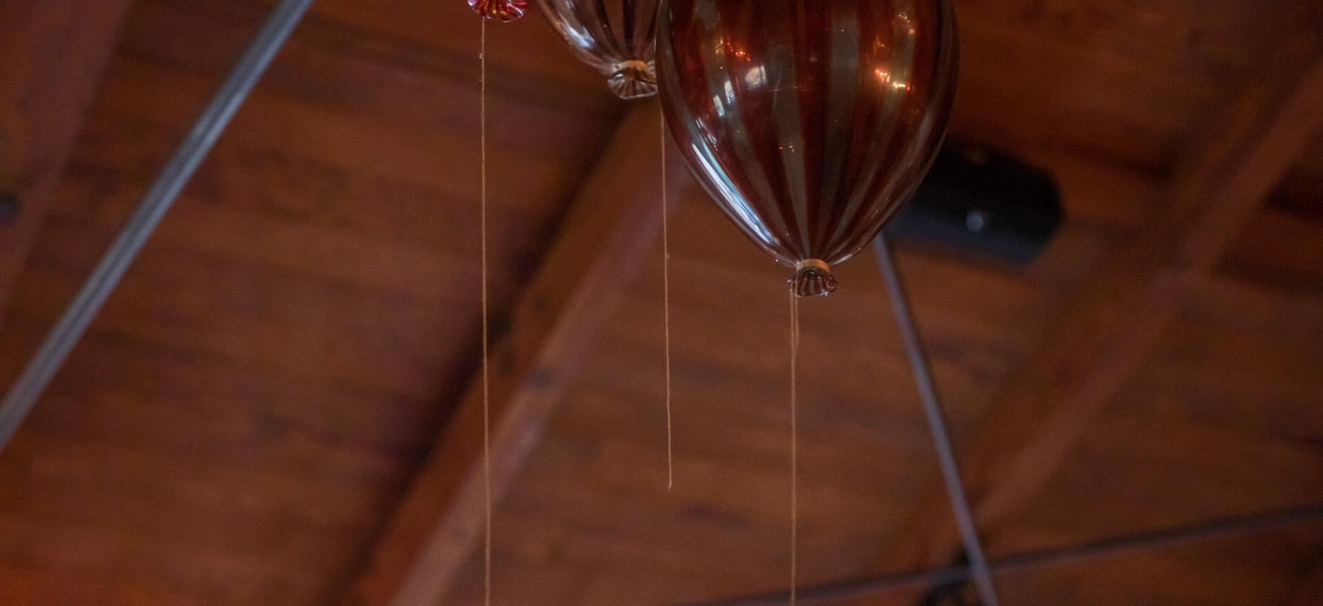Venetian Murano Glass Balloons
