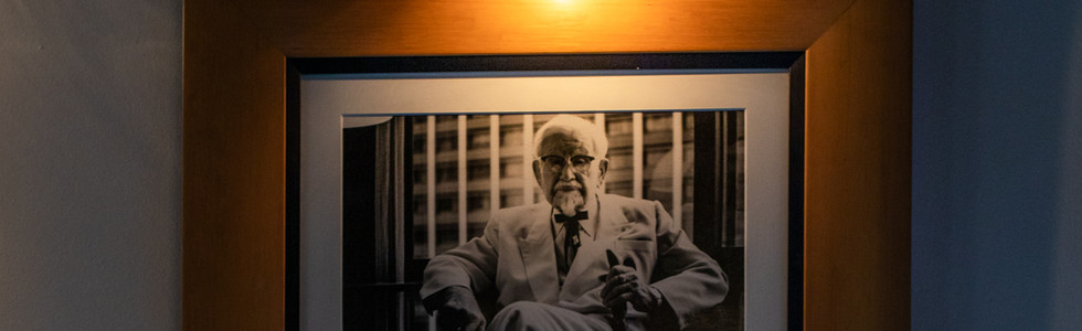 Colonel Sanders - Original Photo