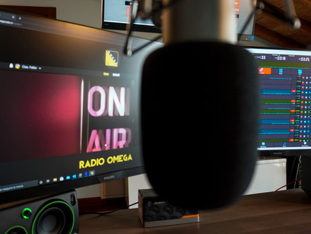 Benvenuto su Radio Omega