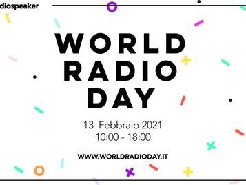 """""""World Radio Day"""" - Radio Omega è media partner dell'evento!"""