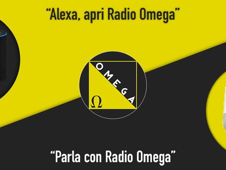 Radio Omega arriva nei vostri smart speaker!