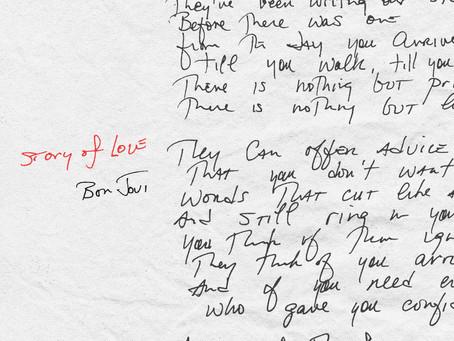 """Bon Jovi - """"Story Of Love"""" è il nuovo singolo in radio!"""