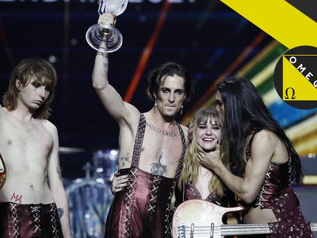 I MÅNESKIN vincono gli europei della musica! Il trofeo dell'Eurovision 2021 è tutto italiano
