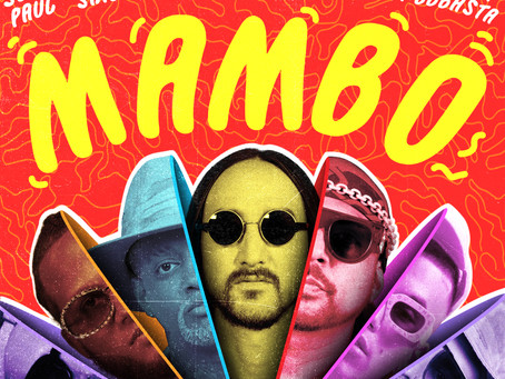 """MAMBO"" - Un Melting Pot esplosivo!"