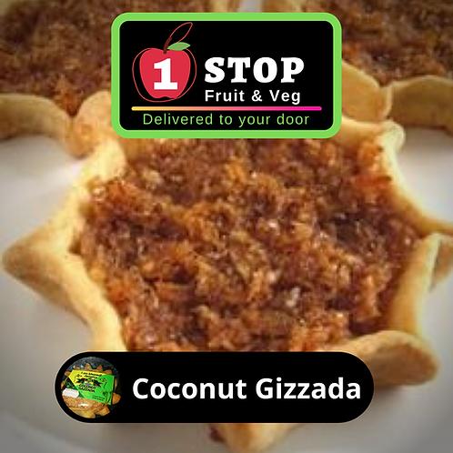Coconut Gizzada