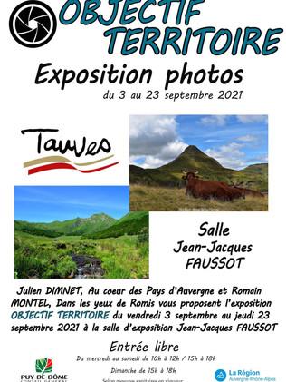 EXPO PHOTOS TAUVES