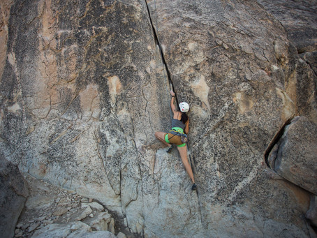 Breast cancer surgery is no impediment to climbing