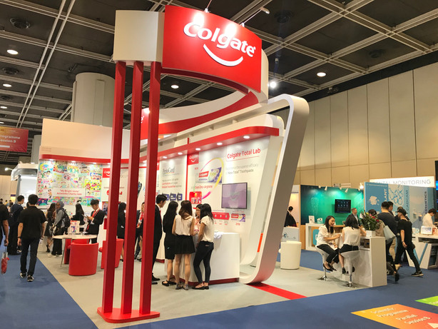 Colgate @ HKIDEAS 高露洁 @ 香港国际牙医展 2019