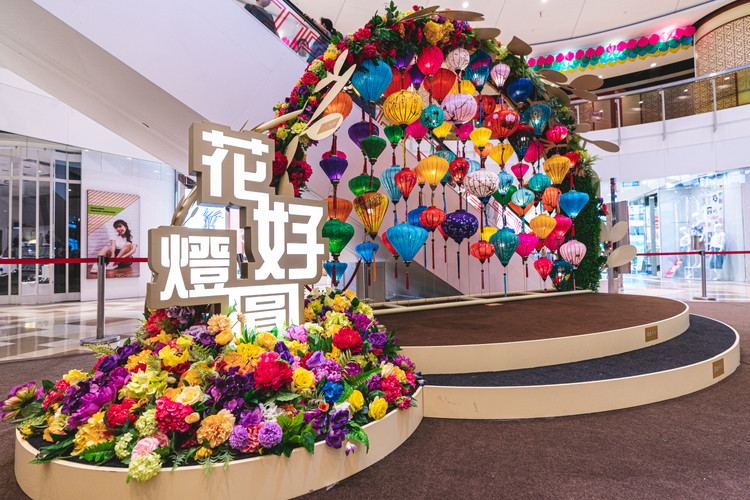 Temple Mall Mid-Autumn Festival Project 黄大仙中心北馆中秋节项目 2019