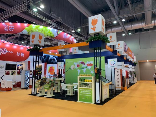 Holland Pavillion @ Asia Fruit Logistica  荷兰馆 @ 亚洲水果展 2019