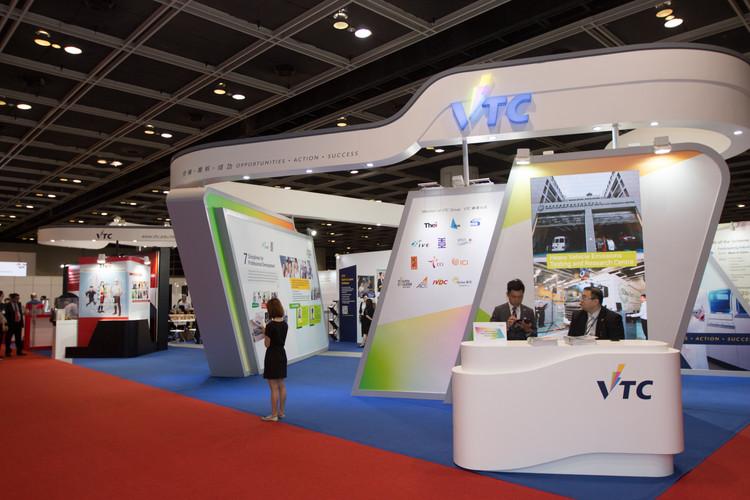 VTC Pavilion @ WDDA 职业训练局 @ 亚洲国际教育展 2016