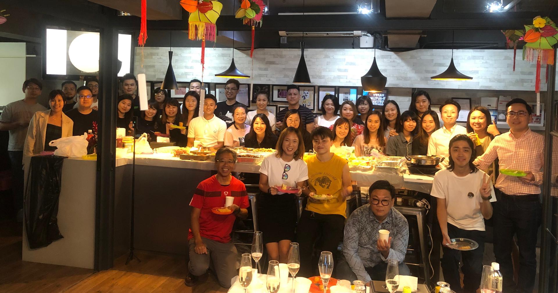 Eventist Mid-Autmn Festival Party 中秋节派对2019