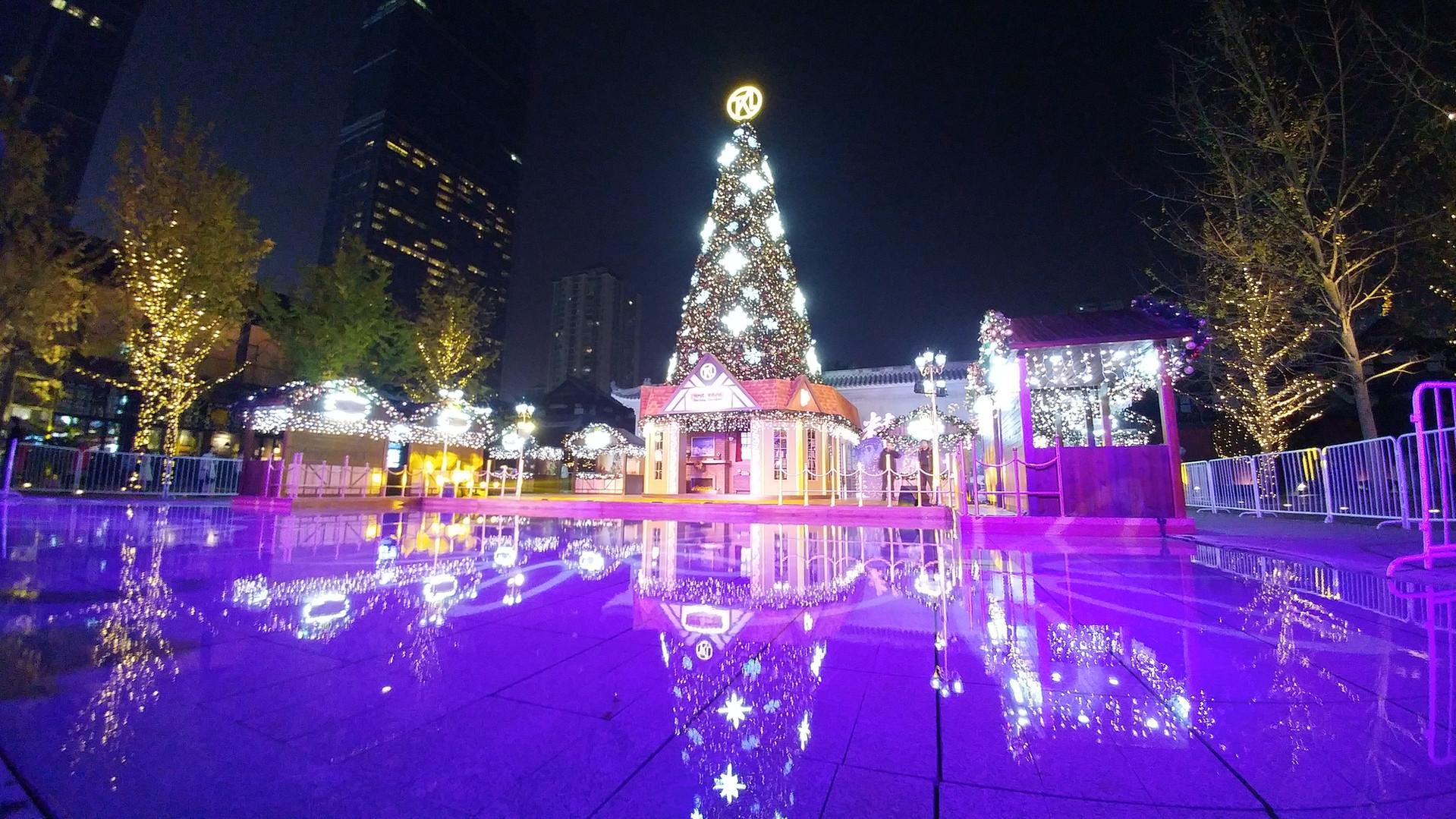 Taikoo Li Christmas Project  太古里圣诞项目 2016