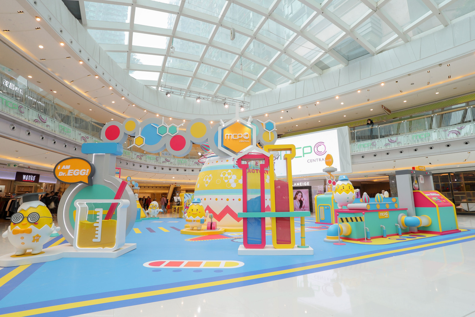 Metro Plaza Two & Three Easter Project 新都城中心二期及三期复活节项目 2019