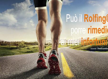 Che cos'è il Rolfing® e può aiutarmi con gli infortuni dovuti alla corsa?