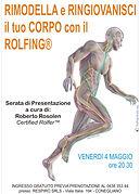 Rolfing Veneto, Rolfing, Treviso, Conegliano, Respiro