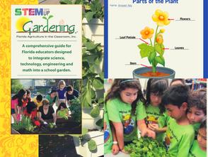 免費食農教育資源:美國佛羅里達州發起6個種菜小遊戲 帶孩子玩中學農業知識