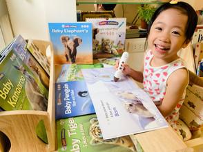 學齡前教育 | 幼兒教材 | 幼兒科普 | New Baby Animals 適合幼兒入門的動物科學繪本 句型簡單真實圖片 全方位開啟自然視野 | KidsRead點讀筆