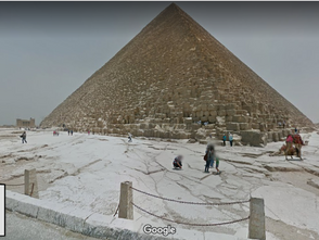 Google Street街景服務程式 親子在家暢遊20個全球熱門地標!