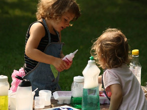 25個幼兒越玩越聰明的夏日玩水活動