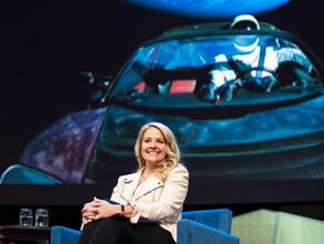 女孩太空夢!SpaceX總裁格溫.蕭特威爾Gwynne Shotwell 讓人類移居火星不再是夢想!