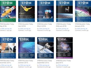 免費線上閱讀:加拿大《今日STEM教育雜誌》(STEM Education Today)(英文版)