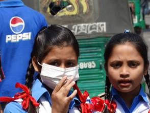 世界衛生組織最新報告:空氣汙染將誘發兒童慢性病及降低認知學習能力