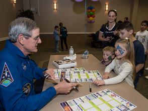 兒童太空迷看這邊!美國NASA發起STEM-in-30直播活動 與職業太空人全球線上對話無國界