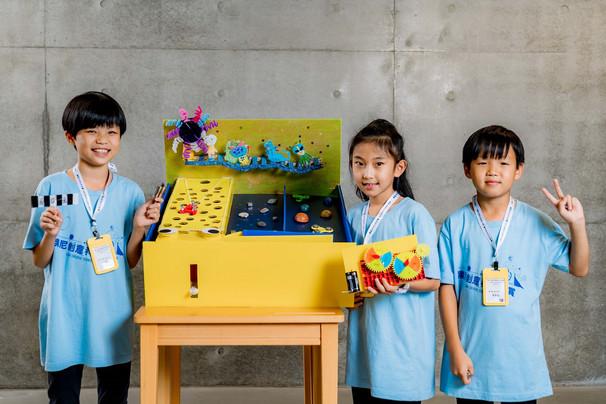 免費力學玩具遊樂園!Sony第八屆索尼創意科學大賞成果展 8月暑假用力Fun心玩