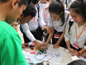 柬埔寨深耕美國STEM教育廣納青年科普人才成東協新亮點