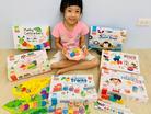 3歲開始奠定國小數學基礎|小康軒KidsCorner得獎數學桌遊系列|從生活中學數學