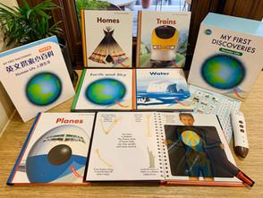 My First Discoveries | 有聲書 | 科學英文輕鬆學 暢銷全球4000萬冊《英文探索小百科第一輯 - 人類生活 Human Life》| KidsRead點讀筆