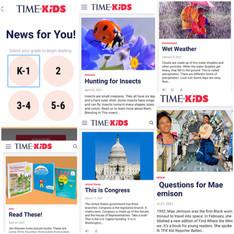 可免費下載新聞音檔!美國時代雜誌兒童版Time for Kids 四階段分齡閱讀 強化孩子英文力