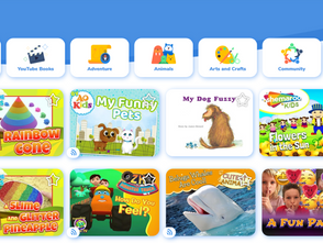 Google新創育成計畫RIVET 免費在線分享3500本+多語圖書 幫助現代兒童找回自然閱讀的樂趣