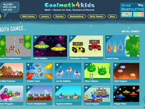 美國酷數學孩童版 CoolMath4Kids:30多個免費線上遊戲 讓國小數學變得好好玩!