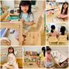 以孩子為本 終生保修 高質感實木|環安傢俱【幼兒成長桌椅】系列|給寶貝最安心的成長環境