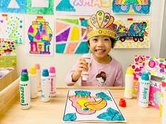 藝術數學 | 精細動作 | 創意激發【美國幼兒園必備】Do-A-Dot Art點點彩色筆 滿足0-7歲幼兒自由塗鴉的樂趣