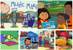 除了迪士尼之外,北美10部更值得讓孩子看的教育性卡通節目 (YouTube可觀賞部分影片)