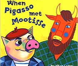 亞馬遜最暢銷3-6歲藝術童書系列-10本經典大師作品(附中譯書名)