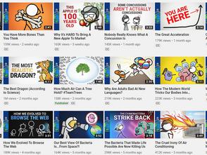 每天只要一分鐘!100+趣味科普短片免費學習:美國《地球一分鐘MinuteEarth》YouTube線上頻道
