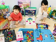 【3歲玩電鑽 5歲玩電學】美國科學館指定Educational Insights天才工程師 Design & Drill 電鑽積木系列