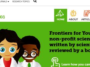 11個與美國兒童同步學習的免費科學網站