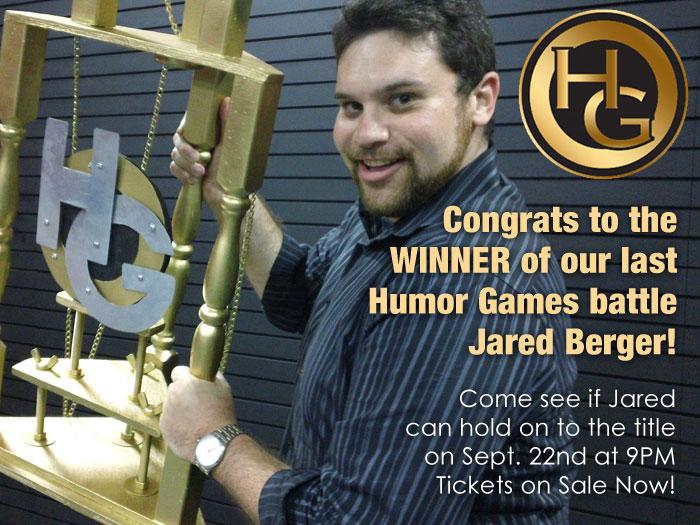 Jared Berger