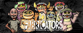 The FABRICators Logo