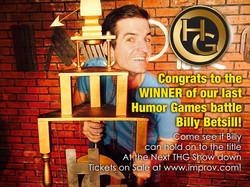 Billy Betsill