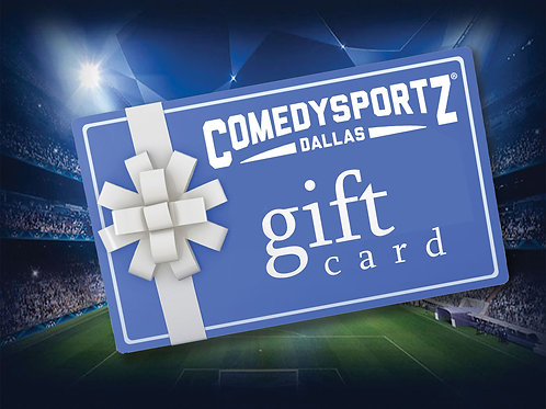 Comedy Arena Gift Cards