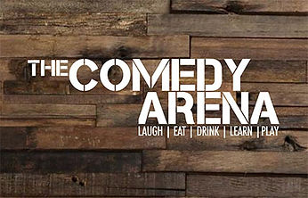 The Comedy Arena Gift Cards and Certificates