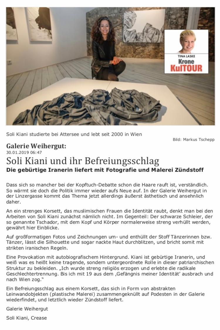 krone kultour. salzburg. 2019