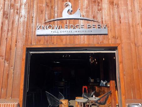 Knowledge Perk Grand Opening!